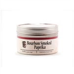 Bourbon Barrel Smoked Paprika ~ 2.5oz tin