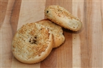 Bagel, Garlic (3 per pack)