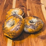 Bagel, Poppy Seed (3 per pack)