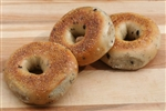 Bagel, Rosemary Black Olive  (3 per pack)
