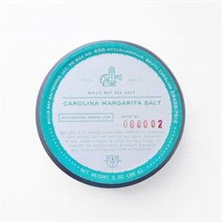Bulls Bay Carolina Margarita Salt ~ 3oz tin