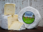 Chapel Hill Creamery: Carolina Moon Camembert Style Cheese ~ .55 lbs