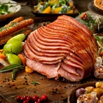 Cheshire Farms Spiral Sliced Ham Pre-order***  ~ 9 - 10lbs