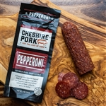 Cheshire Farms Pork Pepperoni Sausage ~ 6oz