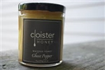 Cloister Ghost Pepper Whipped Honey - 9oz jar
