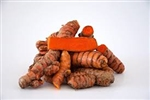 Red Turmeric, Fresh and Ready to Use ~ 1/4 lb