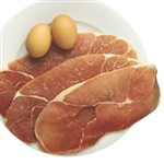 Virginia Country Ham Slices ~ 12oz (uncooked)