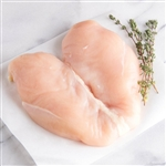 Chicken Breasts, Boneless, Skinless ~ 2 7oz Fillets
