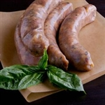 Chicken, Sausage Links, Sundried Tomato & Basil  ~ 1lb pack