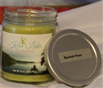 Kerr Lake Candles Bartlett Pear Scent ~ 16oz