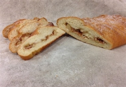 La Farm Apple Strudel Challah Bread