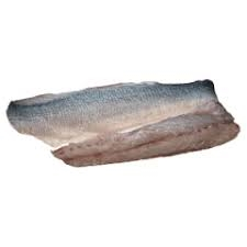 FROZEN Blue Fish Fillets (skinless) - 2/pack ~ 11 to 13 oz