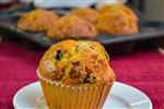 Muffins, Blueberry ~ Mega-size (bag of 3)
