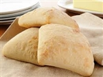 "Ninth Street Ciabatta Sandwich Roll ~ 5"" square, 6oz (pack of 3)"