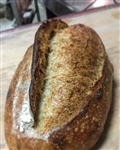 "Ninth Street Small Country Loaf Batard ~ 10"", 1.5lbs"