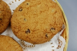 Cookies, Chocolate Chip  (bag of 3)