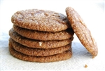 Cookies, Gingersnaps ~ 1 lb. bag