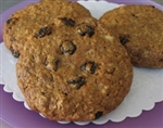 Cookies, Oatmeal Raisin (bag of 3 cookies)