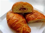 Croissants, Ham & Cheese (bag of 3)