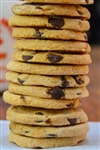 Chocolate Chip Shortbread Cookies ~ 1 lb