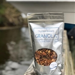 Outer Banks Honey Sea Salt Granola ~ 16oz bag