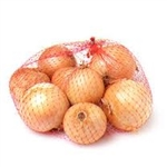 Onions Bulk, Yellow Organic - 5 lb bag