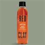 Red Clay Barrel Aged Southern Hot Honey ~ 9 oz