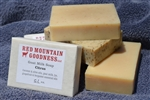 Soap, Red Mountain Goodness PepperMint Goat Milk - 5 oz bar