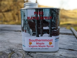 Maple Syrup ~ 1/2 pint jug