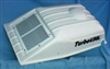 TurboKool Outer cover hood with intake grill. UV protected. 2B-0209R