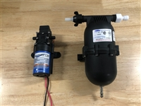 TurboKool 2B-1820R, 12-Volt Pump, Fittings & Accumulator Tank.