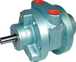 Air Motor, 4 HP, 4 Vanes, 115 in-lbs Torque max.,  Face Mounting, Reversible, 3,000 RPM max, 1:1 Ratio