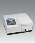 Ultraviolet Visible Spectrophotometer, spectral bandwidth 4nm, wavelength range 200 - 1000nm, accuracy 1nm,digital output