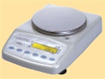 Electronic Analytical Balance, 200 g capacity,0.1 mg readability