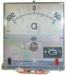Demonstrating Electric Meter for Senior Middle School (Current Voltmeter)
