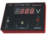 Digital Voltmeter DC