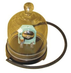 Pump Plate (Contains Bell Jar)