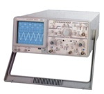 Analog / Digital Storage Oscilloscope