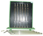 Low Pressure Gas Discharge Tube Set