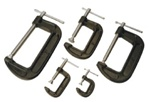 G Clamp (Cast Iron)