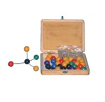 Simple Molecule Structure Model
