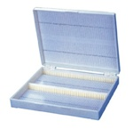 Plastic Microscope slides Box