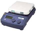 LCD Digital 7 Inch Square (Hotplate) Magnetic Stirrer