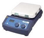 LED Digital 7 Inch Square Hotplate Magnetic Stirrer