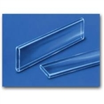 Synthethic Fused Silica 100 mm long 0.20 mm ID x 2.00 mm width, 0.20 mm wall, 30 PCS/vial