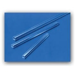 Borosilicate Square Tubing 1 foot long, 13.00 mm ID, 1.50 mm Wall