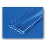 Large Ratio Rectangle Tubing 1 foot long, 0.90 x 9.00 mm ID, 0.60 mm Wall