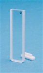 Quartz Cuvette - Path 1mm, 0.35ml, Beam Width 10mm