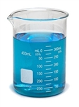 Griffin Beaker w Spout, 400ml, pkg/12