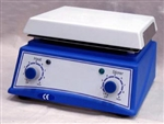 Hotplate-magnetic stirrer, 7.5 x 7.5in plate